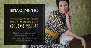 Představení kolekce Rinascimento FW18/19