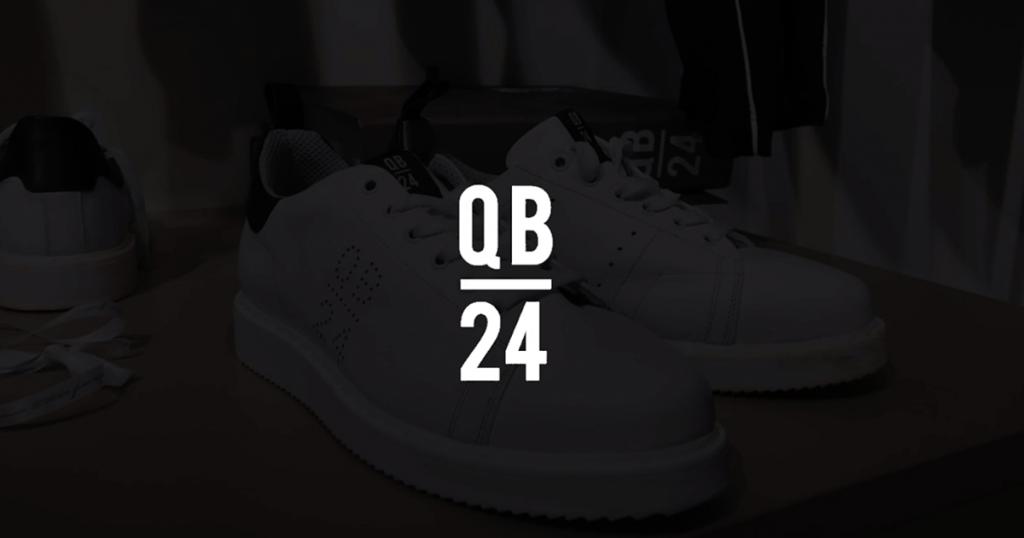 Představení nové pánské značky QB24