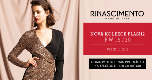RINASCIMENTO FW19/20 FLASH 2