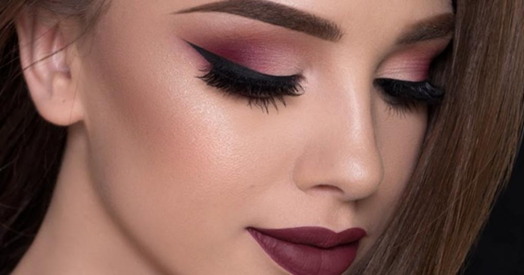 Instagram photo makeup