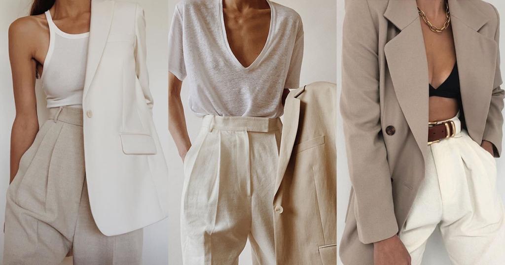 Objevte minimalismus v módě